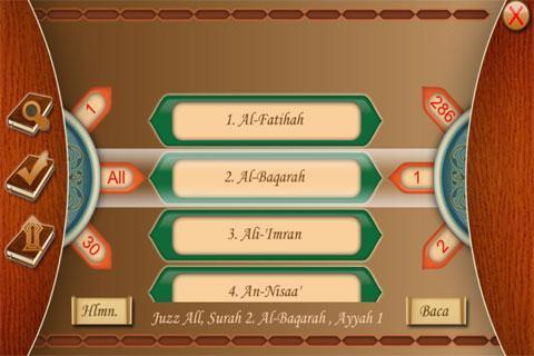 Aplikasi Alquran PC My Quran