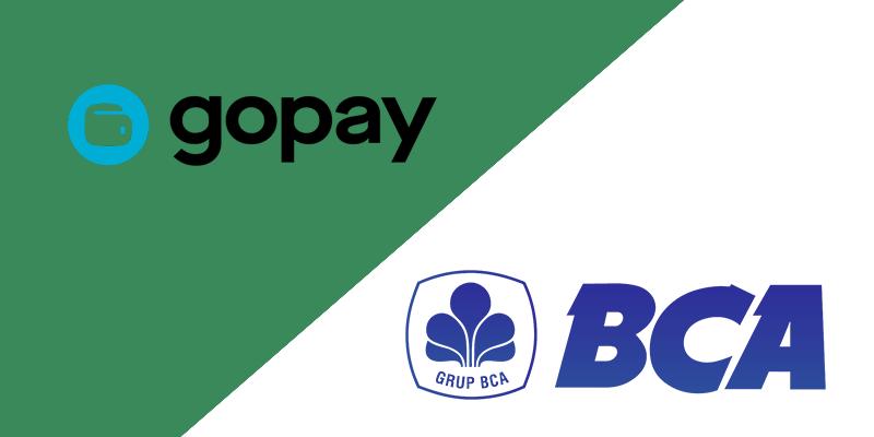 Gopay BCA