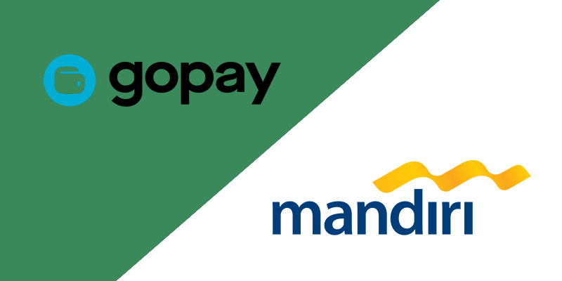 Gopay Mandiri