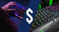 Keyboard gaming murah