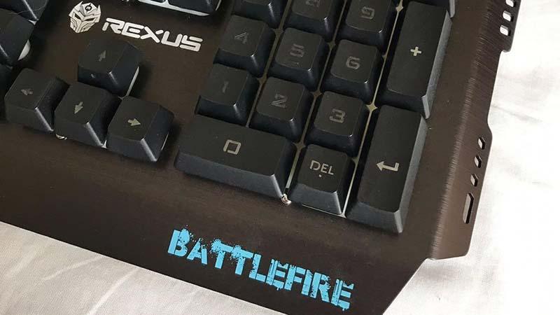 Rexus Battlefire KX1
