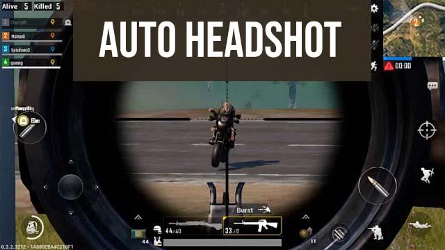 Auto headshot
