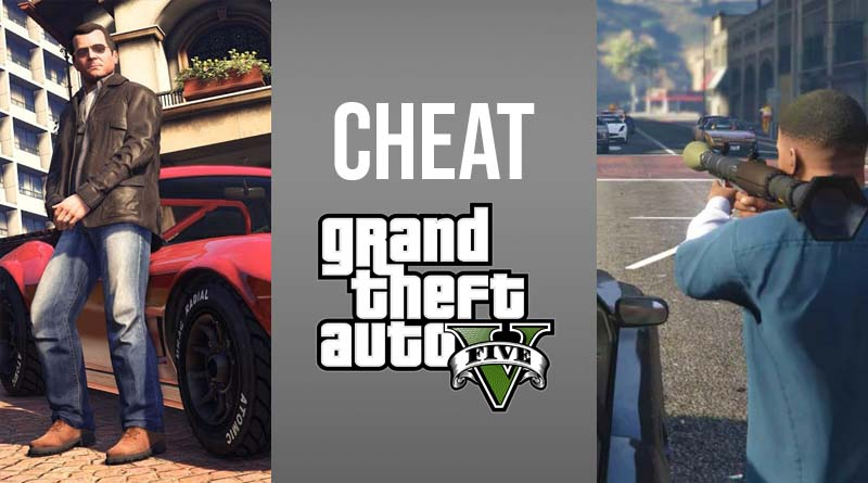 Cheat gta 5