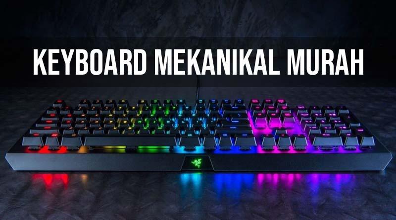 Keyboard mekanikal murah