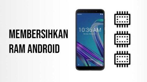 Membersihkan ram android