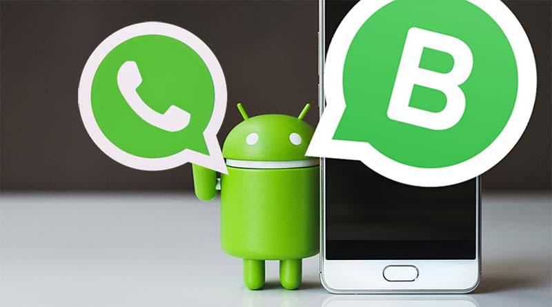 Menggunakan 2 whatsapp dalam 1 hp