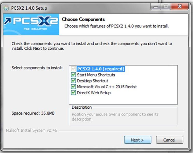 Persiapan Download dan Install PCSX2