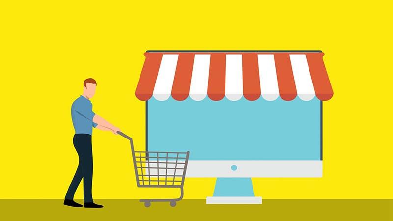 Website untuk Toko Online Shop