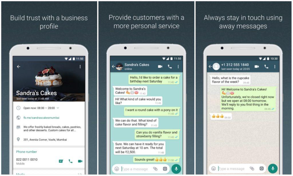 cara menggunakan 2 whatsapp - WhatsApp Business