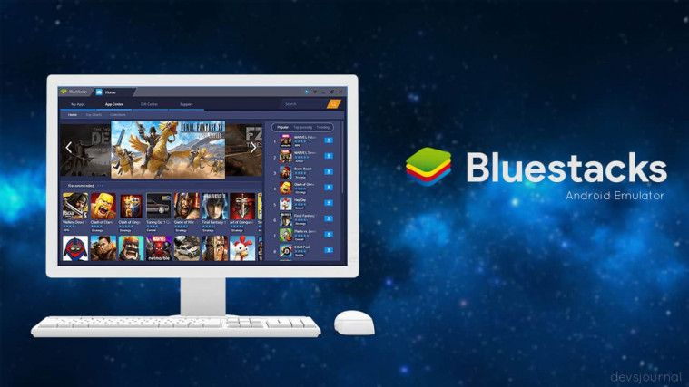 Emulator Android Bluestacks