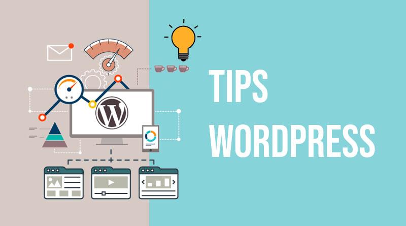 Tips Wordpress