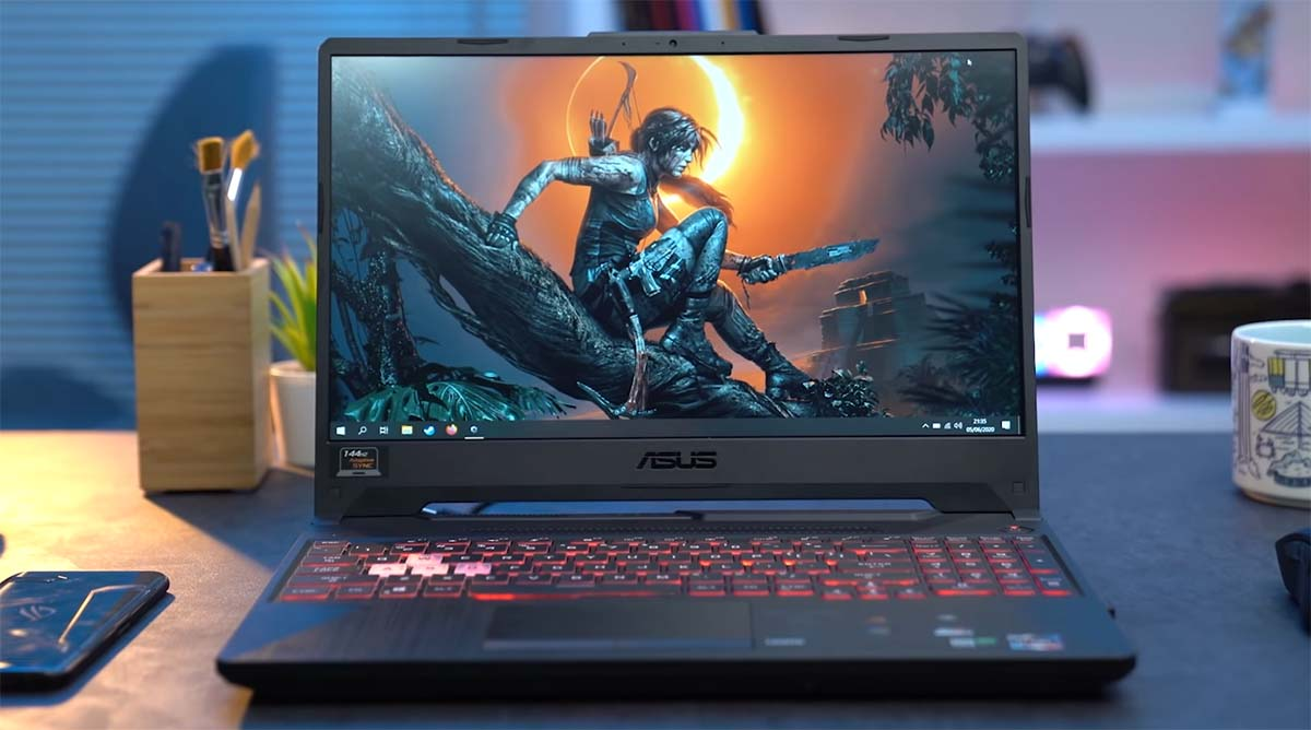 ASUS TUF GAMING A15 FX506II