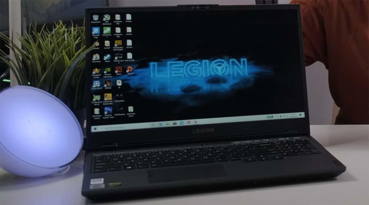 Lenovo Legion 5i 66ID