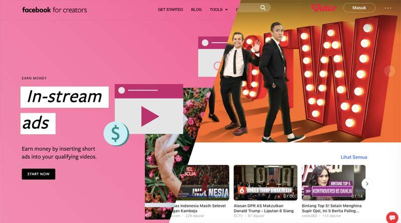 5 Cara Mendapatkan Uang dari Video Selain Youtube - RuangLaptop