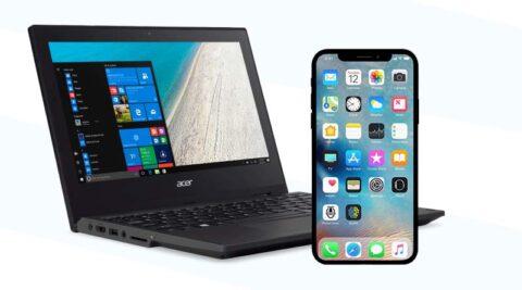 memindahkan foto dari iphone ke laptop