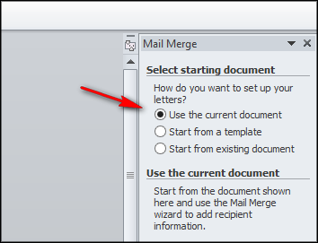 Use the current document