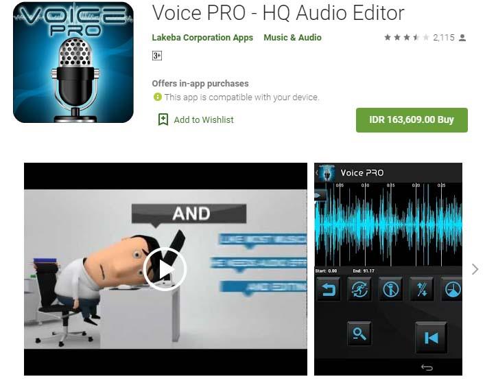 21 Aplikasi Edit Suara Dan Lagu Di Android 2020 Ruanglaptop