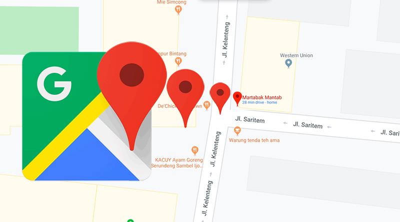 3 Cara Menambahkan Lokasi di Google Maps - RuangLaptop