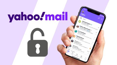 yahoomail reset password