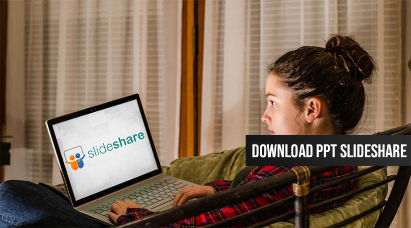 Cara download ppt slideshare