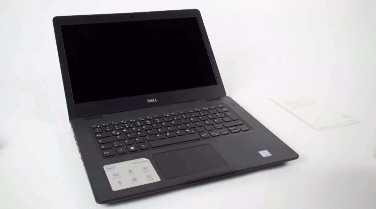 Dell Inspiron 3481