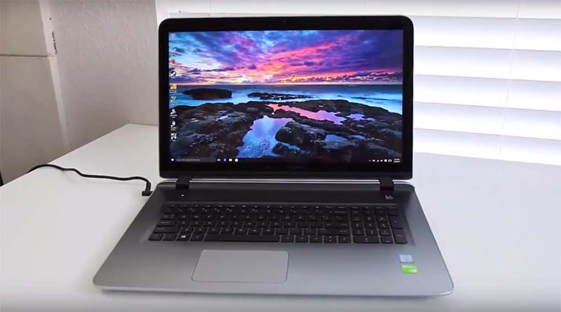 HP 17.3″ Business Flagship Laptop