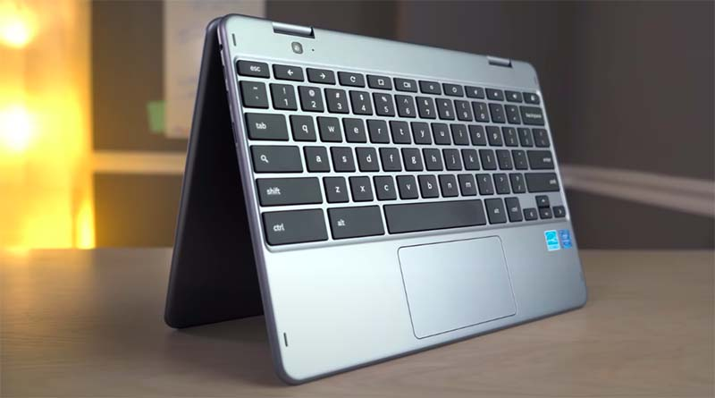 Samsung Chromebook Plus V2 XE520QAB-K03US