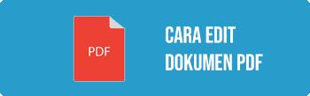 cara edit pdf