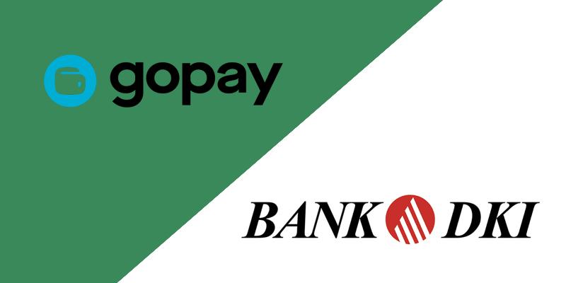 Top Up Gopay Bank DKI