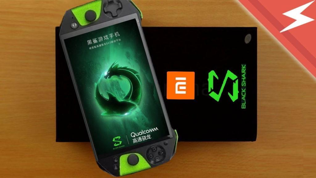 HP 5 Jutaan terbaik Xiaomi Black Shark
