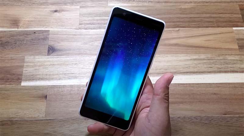 Nokia 3.1. C