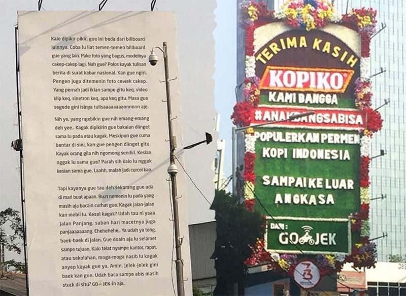 banner gojek