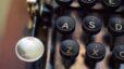 copywriting typewriter