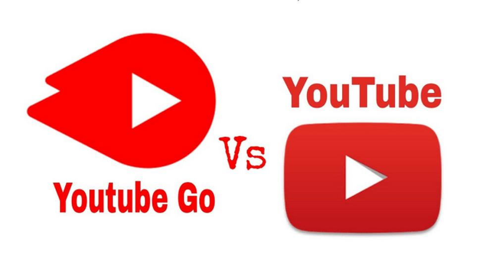 Perbedaan Youtube dan Youtube Go