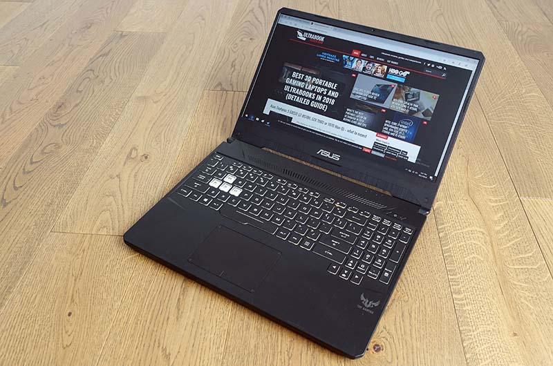 Asus TUF FX505GT-9300H Intel Core i5 GTX1650