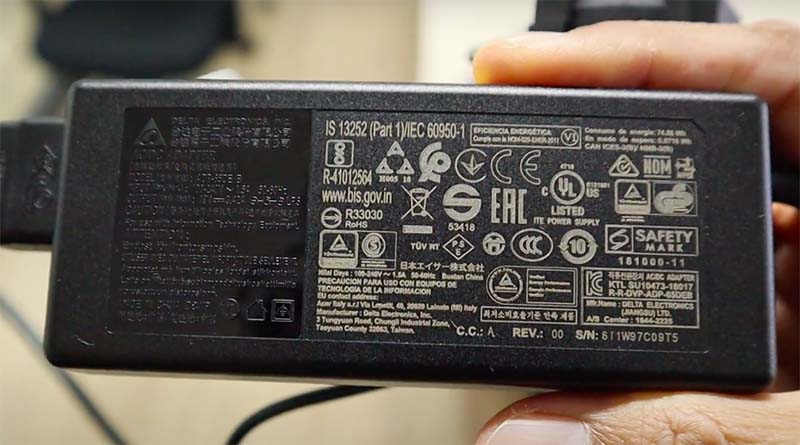 Charger Acer Aspire 5 A514-52G