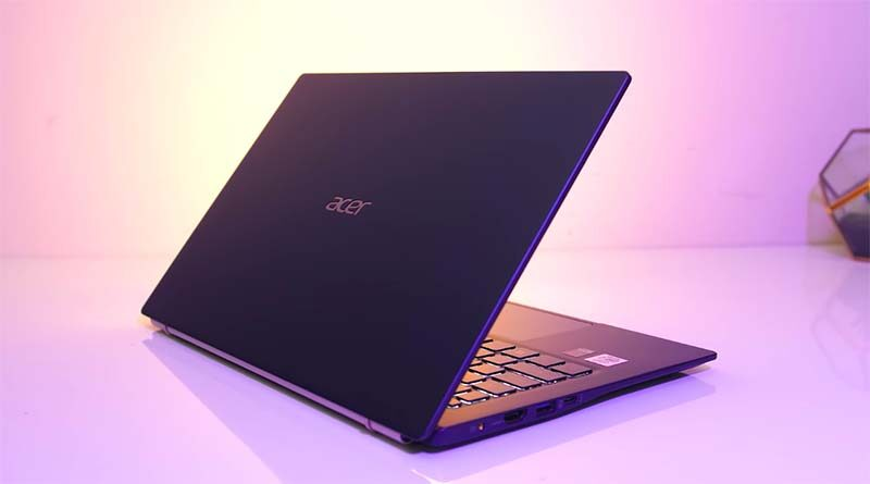 Review Acer New Swift 5 2020