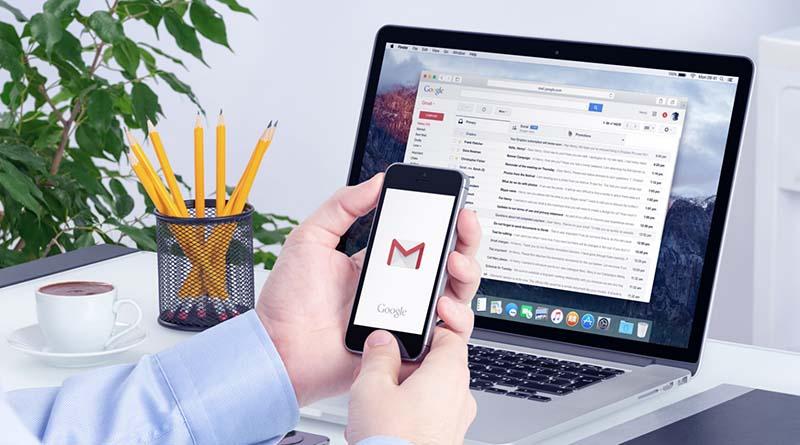 gmail komputer