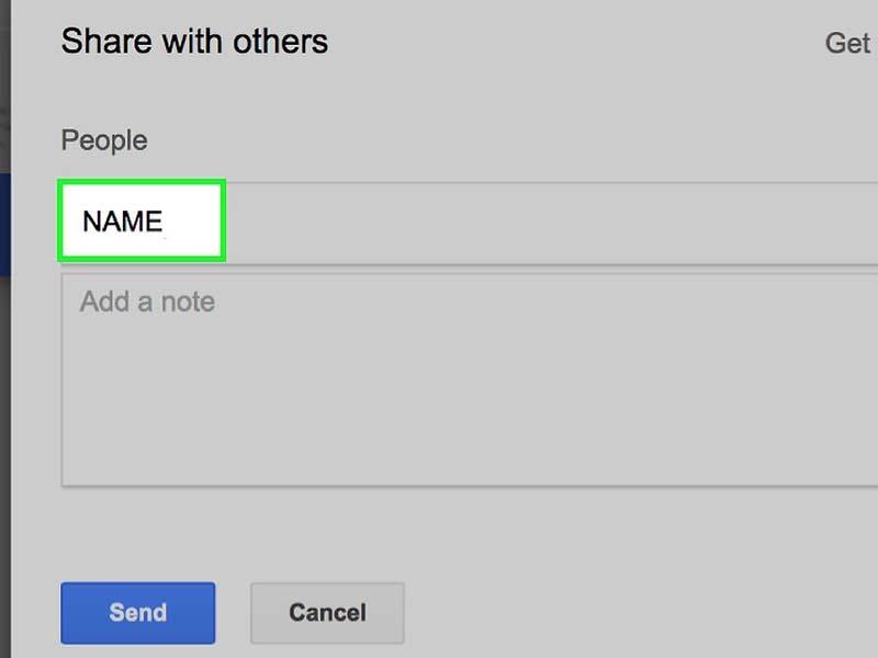 google drive NAME