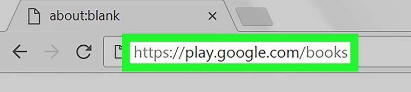 google play books url