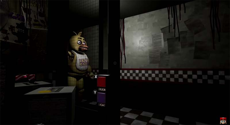 Five Nights at Freddys Help Wanted