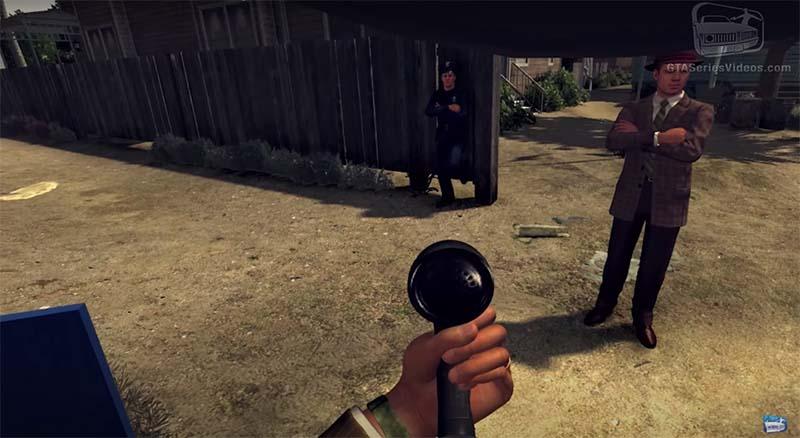 LA Noire VR