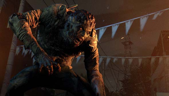 Dying Light 2 monster raksasa