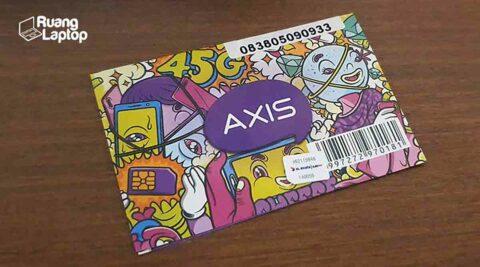 Kartu Sim Axis
