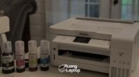 cara membersihkan printer