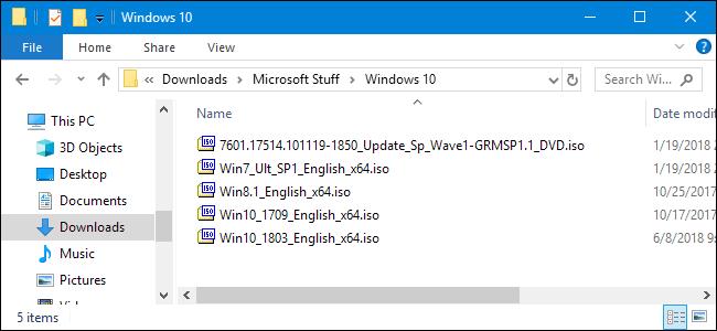 Apa itu File ISO?