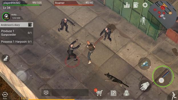 Zombie Survival: Wasteland 2