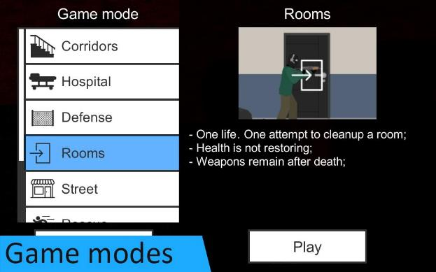 Flat Zombies: Defense & Cleanup game mode