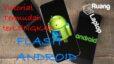 tutorial termudah terlengkap flash android
