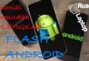tutorial termudah terlengkap flash android